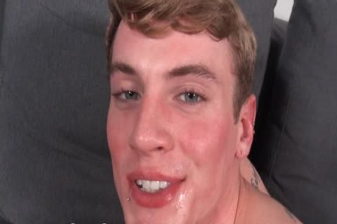 GayCastings - blond College boy plowed By Casting boy