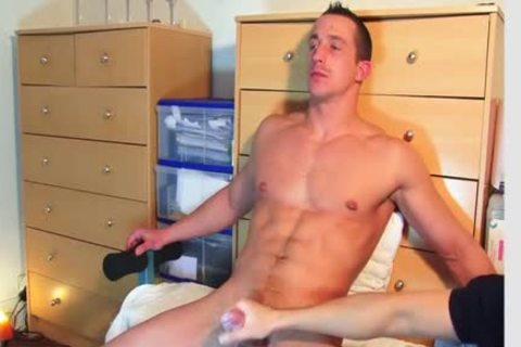 My best friend Made A Porn: Watch His humongous pecker acquires Wanked By A fellow!