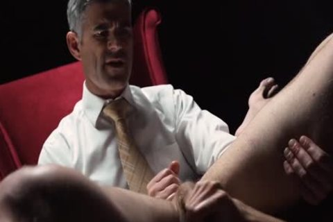 Mormonboyz - Silver Daddy Disciplines lewd Son Over His Knee