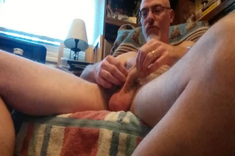nice Masturbation movie scene, Me Stroking My dick one greater quantity time.