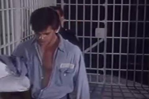 Jeff Stryker bangs In Prison