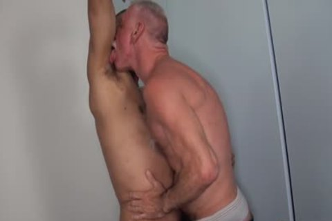 Silvers Daddies pound Hard unprotected