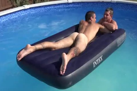 kinky In The Pool