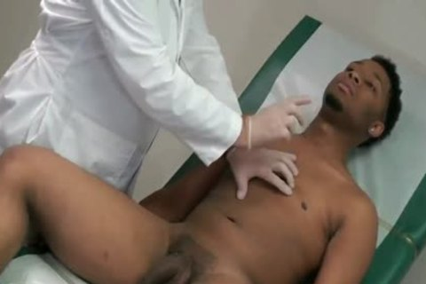 Tyrone Mathis - Physical Exam