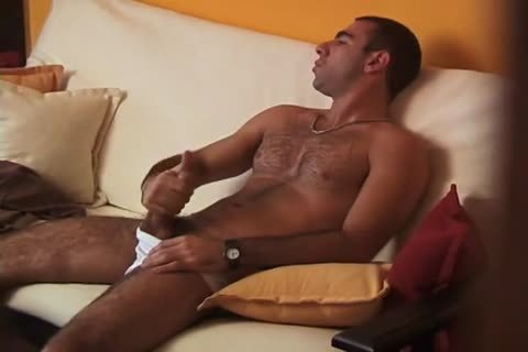 Straight males Caught On Tape 6 Scene 5