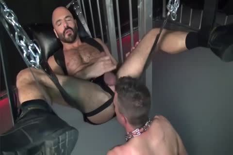 Two homosexual dudes have a fun raw ass fuck together