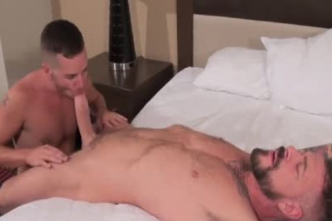 Rocco Steele slamming His Boyfriend a-hole hole