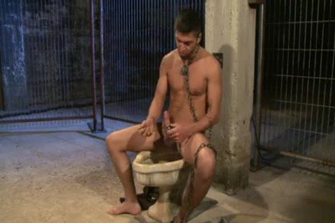 nasty oriental Military men pounding